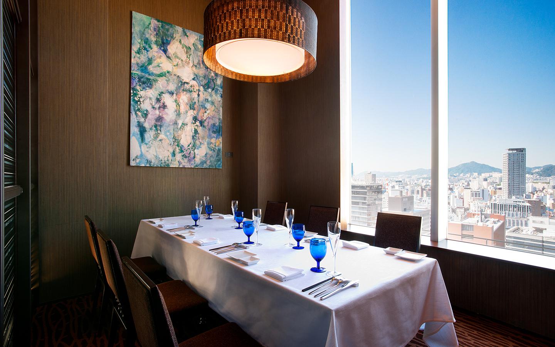 レストラン_個室